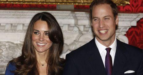 William convida Harry para padrinho do seu casamento