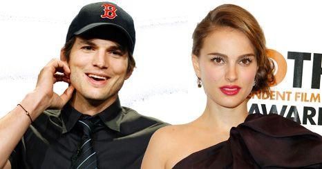 Vídeo: Natalie Portman e Ashton Kutcher dormem juntos!