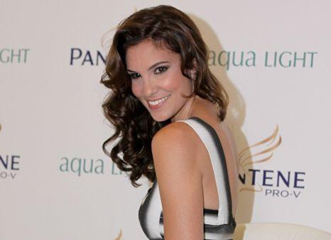 Daniela Ruah é a nova embaixadora Pantene