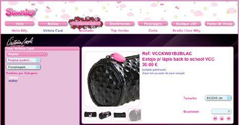 Victoria Couture numa colaboração exclusiva com a Hello Kitty