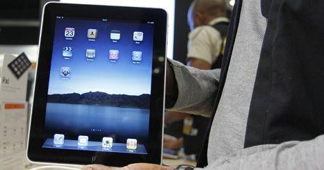 iPad chega a Portugal!