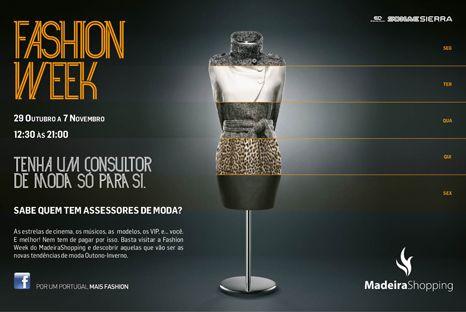 MadeiraShopping recebe Fashion Week Outono Inverno 2011