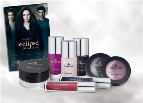 Maquilhagem inspirada na saga Twilight