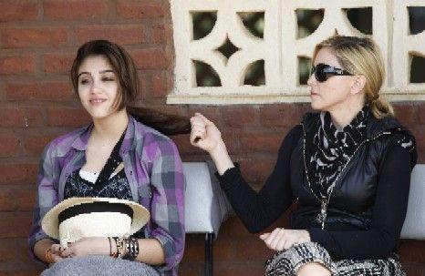 Madonna e a filha criam linha de roupa juntas