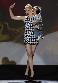 Gwen Stefani está grávida