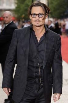 Johnny Depp continua a ser o preferido!