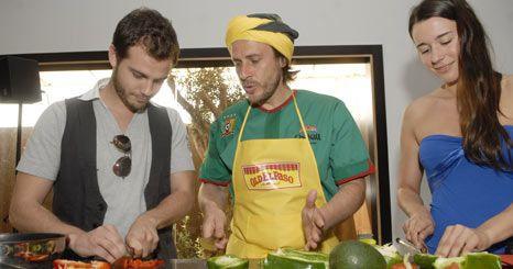 Chakall promove cozinha mexicana