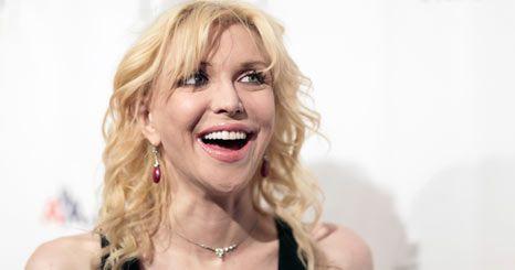 Courtney Love revela relacionamento com o marido de Gwen Stefani