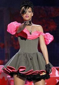 Rihanna foi hospitalizada