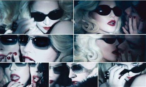 Madonna lança linha de óculos para Dolce & Gabanna