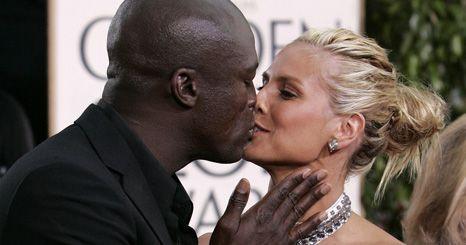 Heidi Klum e Seal são o casal com mais sucesso entre as leitoras do site Activa
