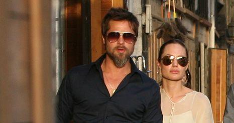 Angelina e Brad vão ajudar vítimas do sismo no Haiti