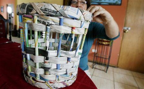 Da decoração à moda: como poupar reciclando