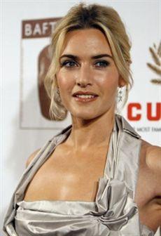 Kate Winslet eleita a actriz com melhor corpo