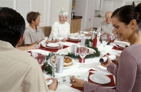 Como tornar a sua ceia de Natal mais 'light'