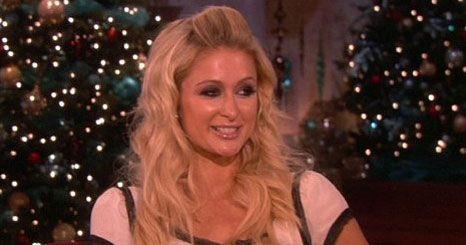 Paris Hilton adoptou um micro-porco