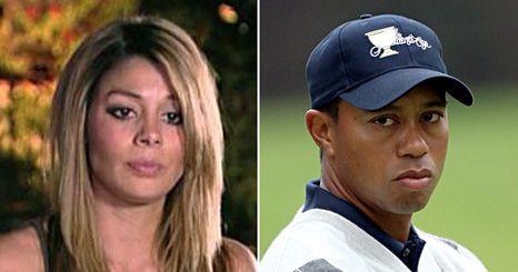 Ex-amante de Tiger Woods namorou com George Clooney