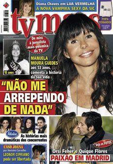 Manuela Moura Guedes: