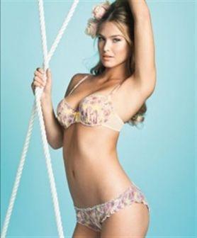 Bar Refaeli imagem de marca de lingerie Passionata