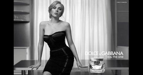 Vídeo: Scarlett Johansson muito sexy em anúncio de perfume