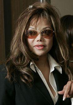Cena censurada com Latoya Jackson no filme