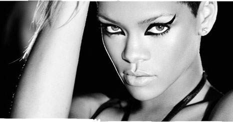 Rihanna apresenta o novo single na internet