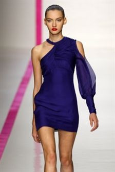 Lindsay Lohan apresenta a sua primeira colecção de moda