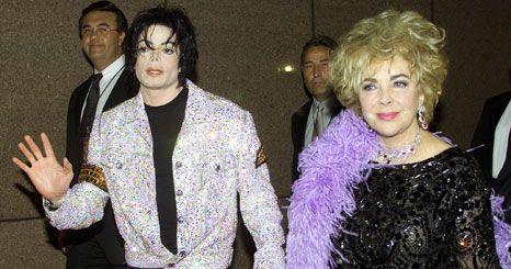 Elizabeth Taylor quer ser enterrada junto de Michael Jackson