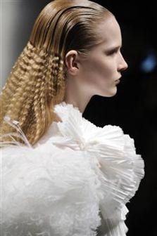 Tendência cabelos Out-Inv 2009: Alto Contraste