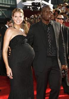 Nasceu o terceiro filho de Heidi Klum e Seal