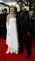 Heidi Klum e Seal: um amor inspirador no universo de Hollywood