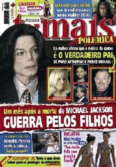 Guerra aberta pelos filhos de Michael Jackson