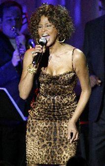 Whitney Houston:  o regresso depois dos problemas com drogas
