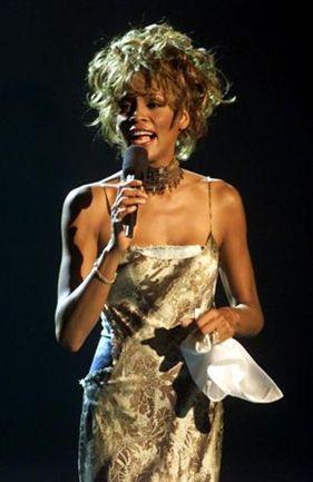 Galeria: Whitney Houston