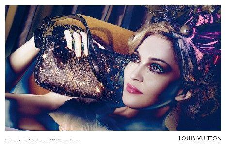 Madonna repete o sucesso com campanha para Louis Vuitton
