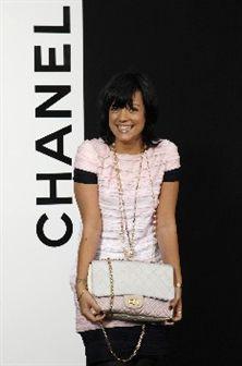 Lily Allen nova imagem da Chanel