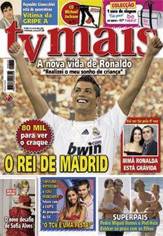 A nova vida de Ronaldo: o rei de Madrid