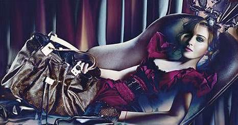 Madonna by Louis Vuitton