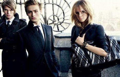 Emma Watson, o novo rosto da Burberry