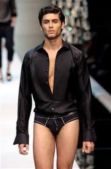Jesus Luz é o rosto de Dolce&Gabbana