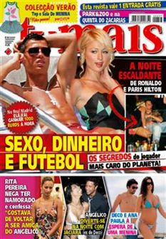 A vida louca de Cristiano Ronaldo