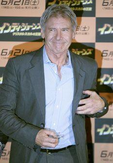 Harrison Ford é o que recebe mais