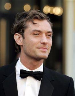 Galeria: O charme inglês de Jude Law