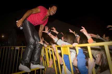 Galeria: Angélico dá concerto em Estremoz