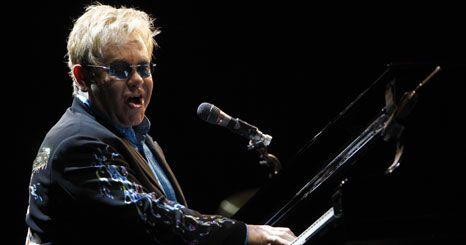 Elton John e Bruce Springsteen em Portugal