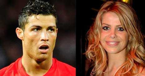 Ronaldo volta para Karina Bacchi