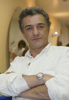 Rogério Samora sofre de dor ciática