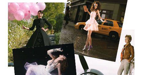 Revista Glamour americana transforma celebridades em Icones Americanos