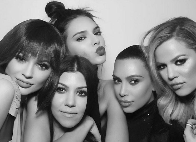 Irmãs Kardashian-Jenner