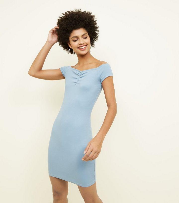 Vestido azul pálido, New Look, 8,5 euros.jpg